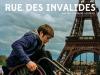 Officiële poster Rue des Invalides